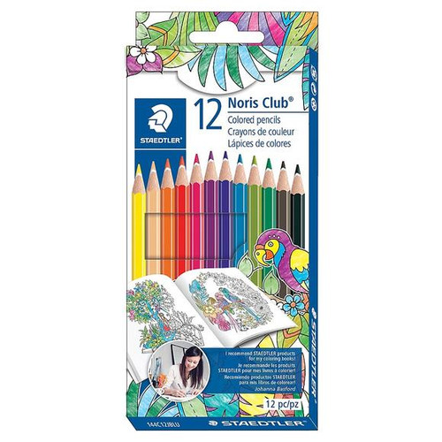 Pencil Crayon 12 Pack