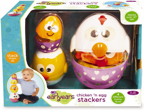 Chicken & Egg Stackers
