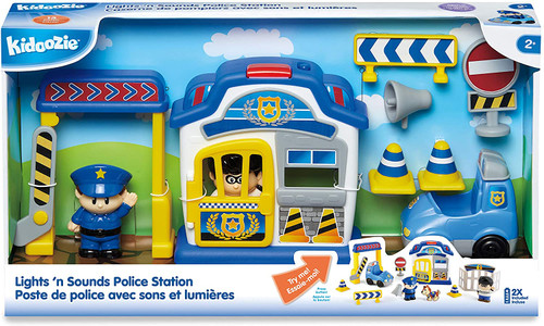 Light 'n Sounds Police Station