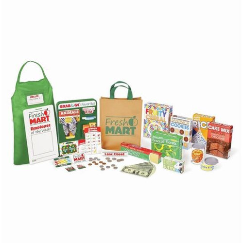 Fresh Mart Grocery Store Companion Collection 70+pc