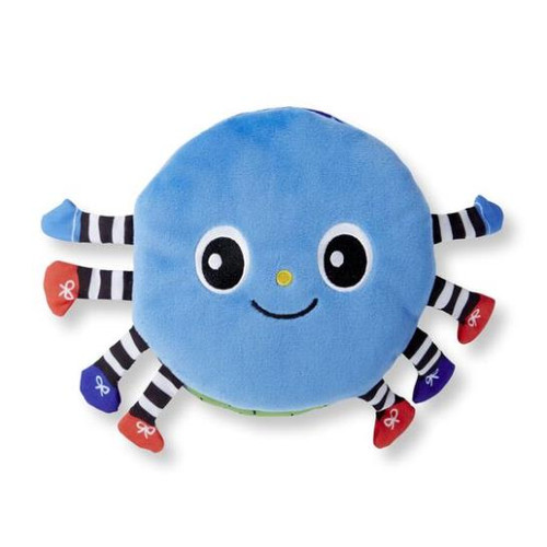 The Itsy-Bitsy Spider Soft Activity Book