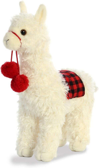 Checkers the Alpaca - Red