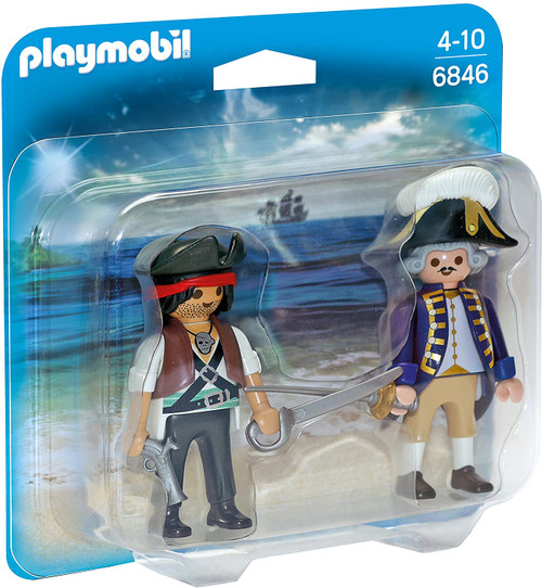 Pirate & Soldier