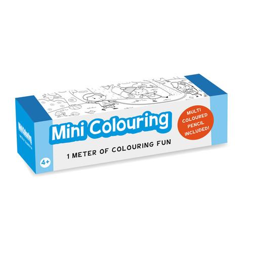 Mini Colouring Roll