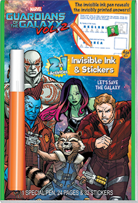 Magic Ink Fun Guardians of the Galaxy Vol. 2