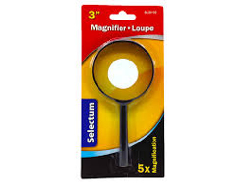 """3"""" Magnifying Glass"""