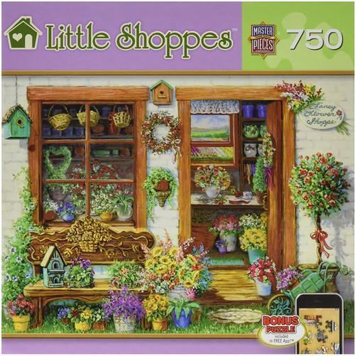 Little Shoppes Fancy Flower Shoppe 750 piece