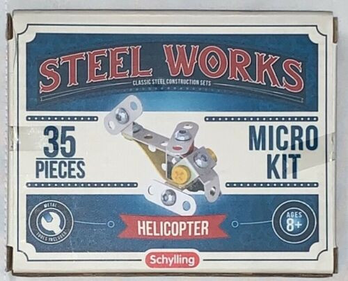 Micro Kits - Steelworks - Helicopter