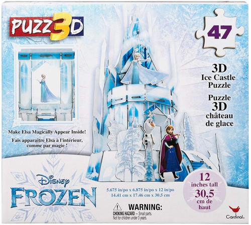 Disney Frozen 3D Ice Castle Puzzle