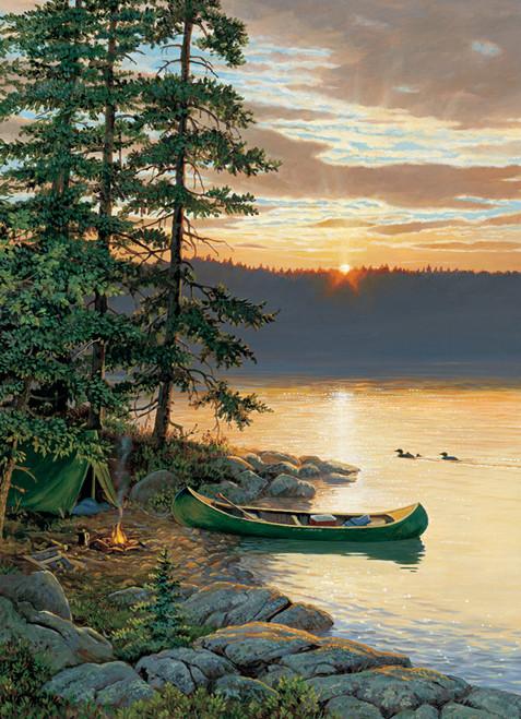 Canoe Lake 500 piece