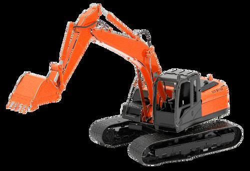 Excavator Orange 2 sheets
