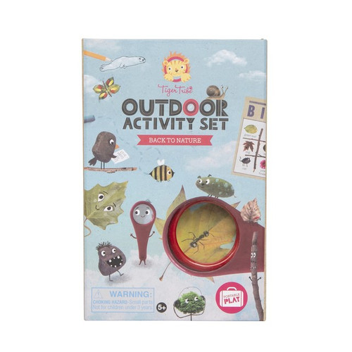 Back To Nature Activity Set