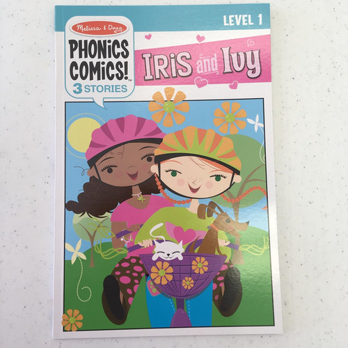 Phonics Comics - Iris & Ivy
