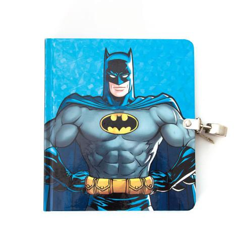 Batman Foil Diary