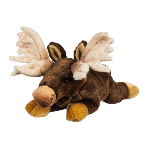 "Moose 12"" Stuffed Animal"