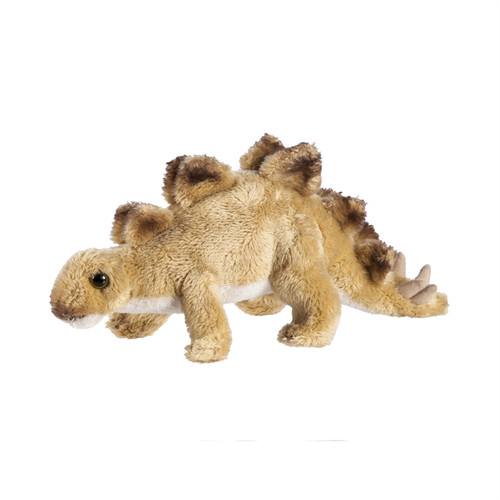 "Stegosaurus 8"" Stuffed Animal"