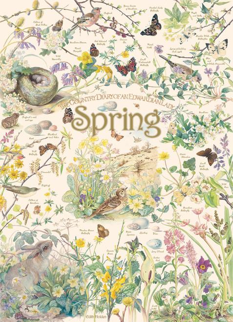 Country Diary Spring 1000 Piece