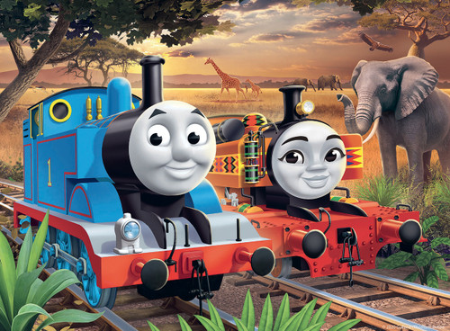 Thomas In Africa 100 Piece