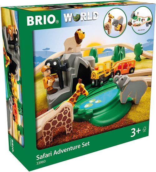 Safari Adventure Set