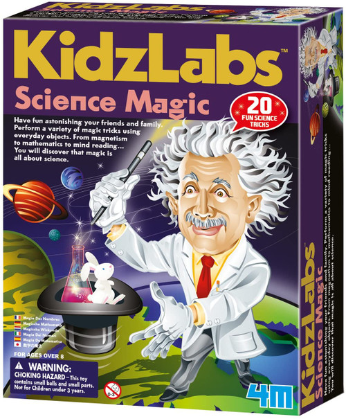 Science Magic