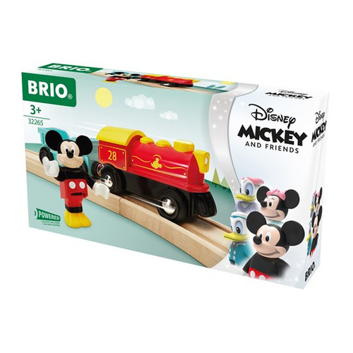 Disney Mickey Mouse Battery Train