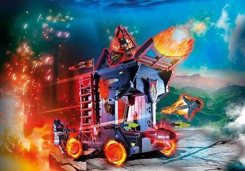 Burnham Raiders Fire Ram