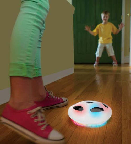 Light-Up Air Hover Soccer Game