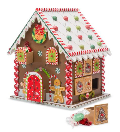 Gingerbread House Advent