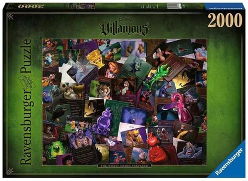 All Villains 2000 Piece