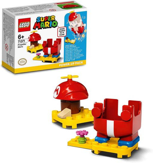 Propeller Mario Power up Pack
