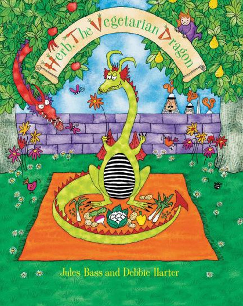 Herb, The Vegetarian Dragon Paperback