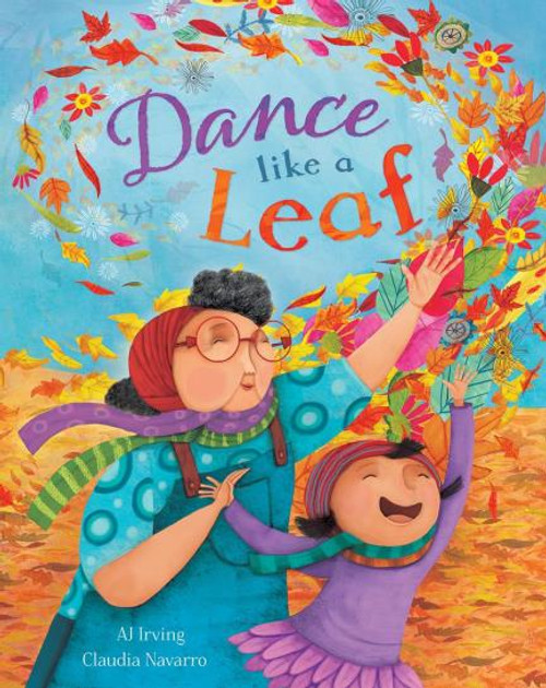 Dance Like A Leaf Paperback