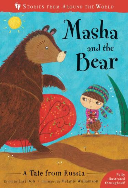 Masha and the Bear Paperback