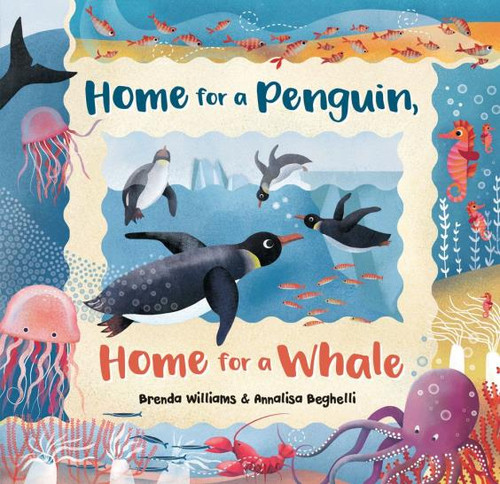 Home for a Penguin, Home for a Whale Paperback