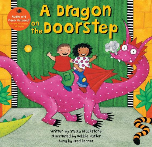 Dragon On The Doorstep Paperback with CD