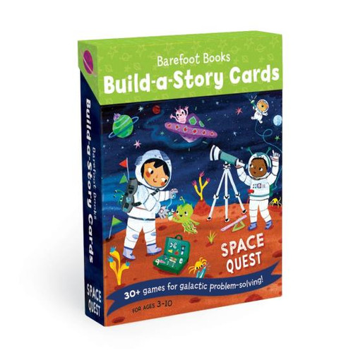 Build A Story Cards Space Quest