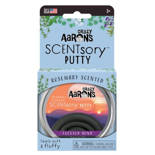 Scented Aromatherapy Focused Mind