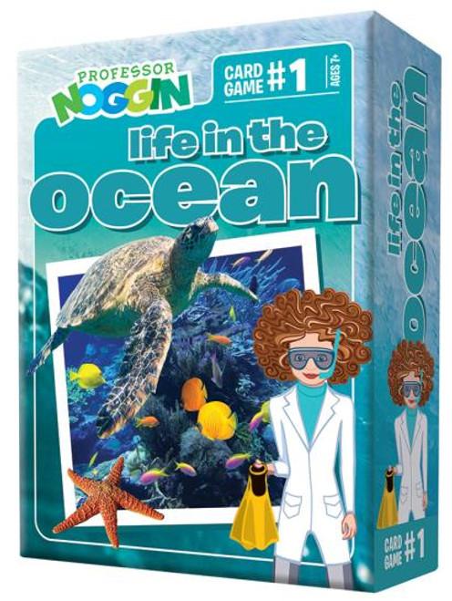 Professor Noggin Life In The Ocean