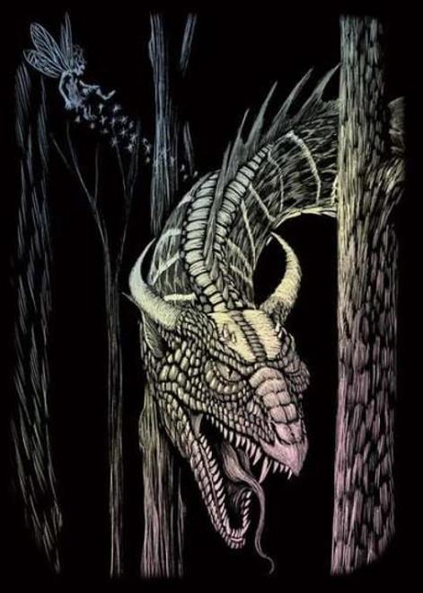 Mini EGRVart Forest Dragon