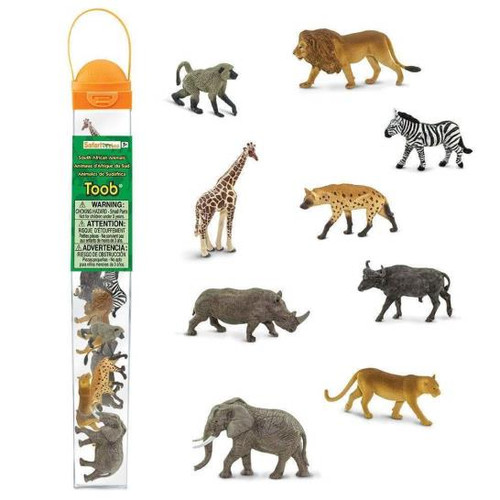 South African Animals Toob