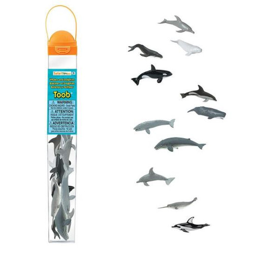 Whales and Dolphins Toob