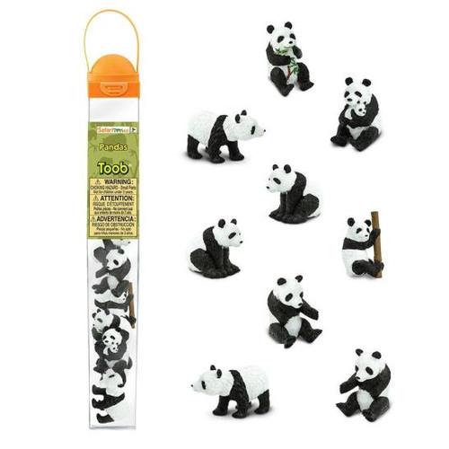 Pandas Toob