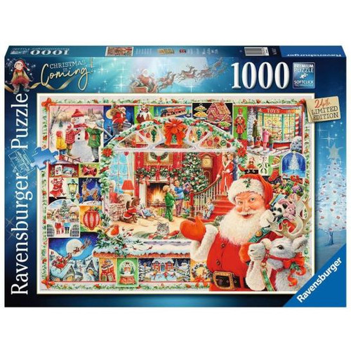 Christmas is Coming! 1000 Piece