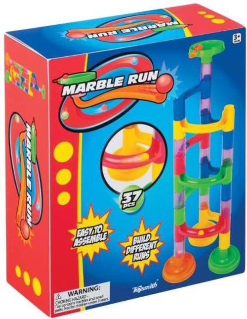 37 piece Marble Run