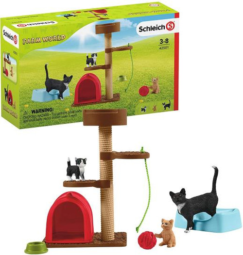Farm World - Playtime For Cute Cats