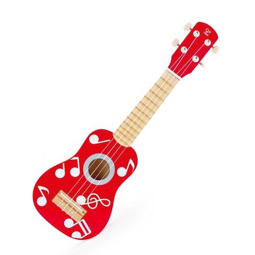 Rock Star Red Ukelele