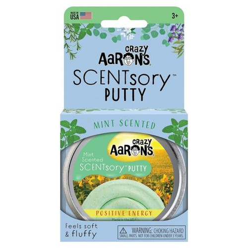 Crazy Aaron's Scented Aromatherapy Putty Positive Energy