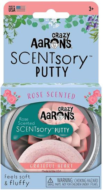 Crazy Aaron's Scented Aromatherapy Putty Grateful Heart