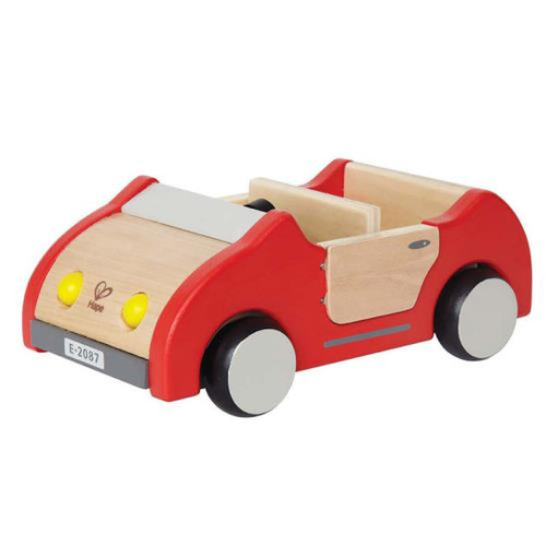 Family Car Wooden