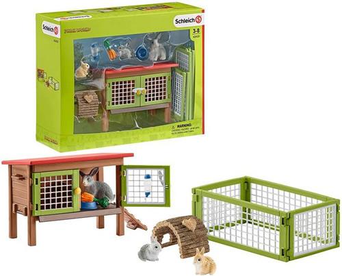 Farm World - Rabbit Hutch